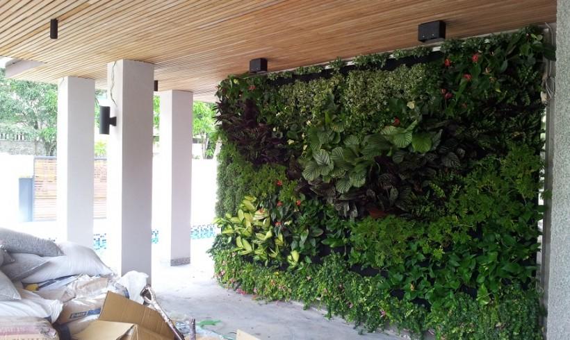Sri Hartamas Vertical Garden