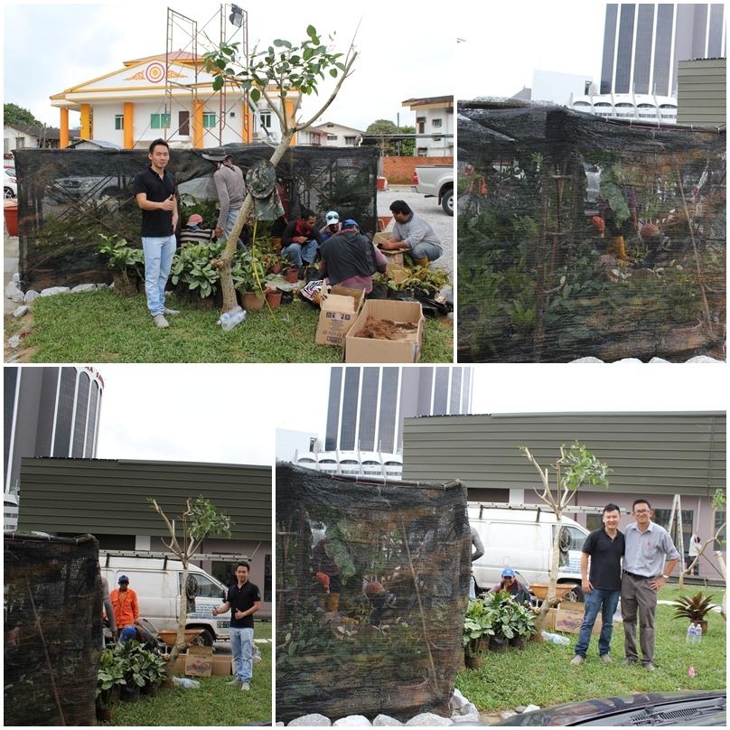Vertical Garden Naim Holdings 2