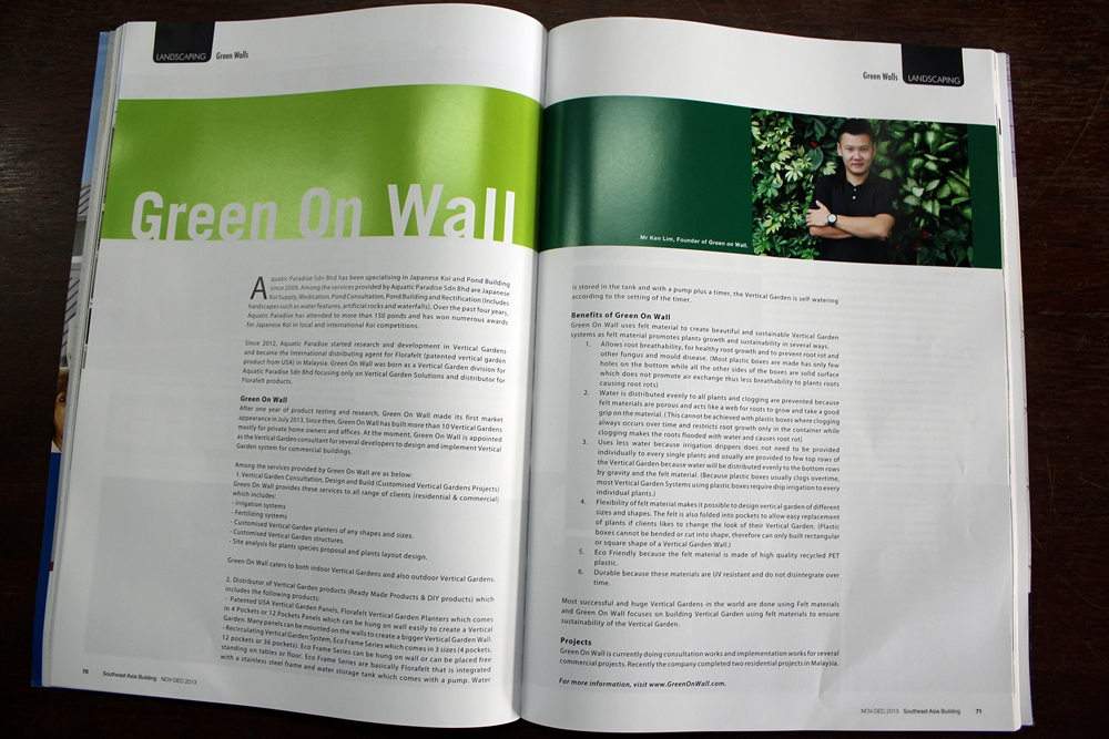 SEAB Magazine Feature 1