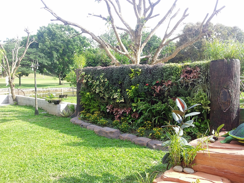Vertical Garden Bangi Golf Resort 2