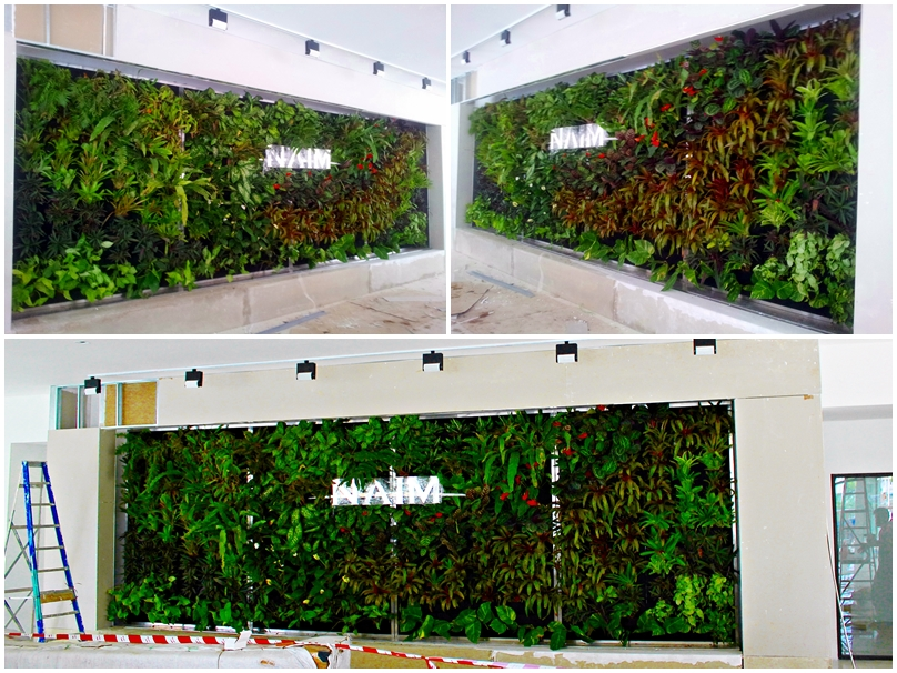 Vertical Garden Naim Holdings 5