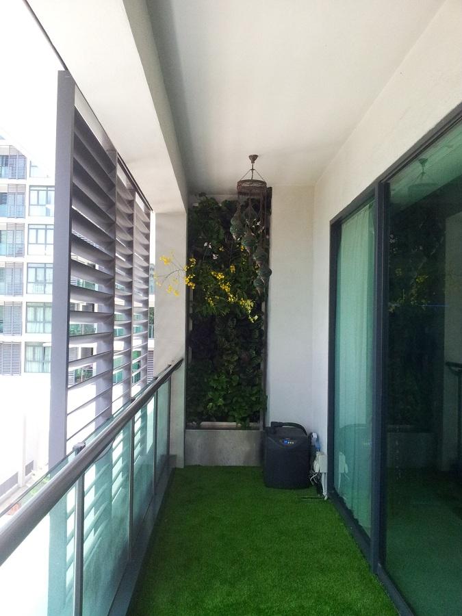 Dato Dr Sheikh Muszhapar Green Wall 1