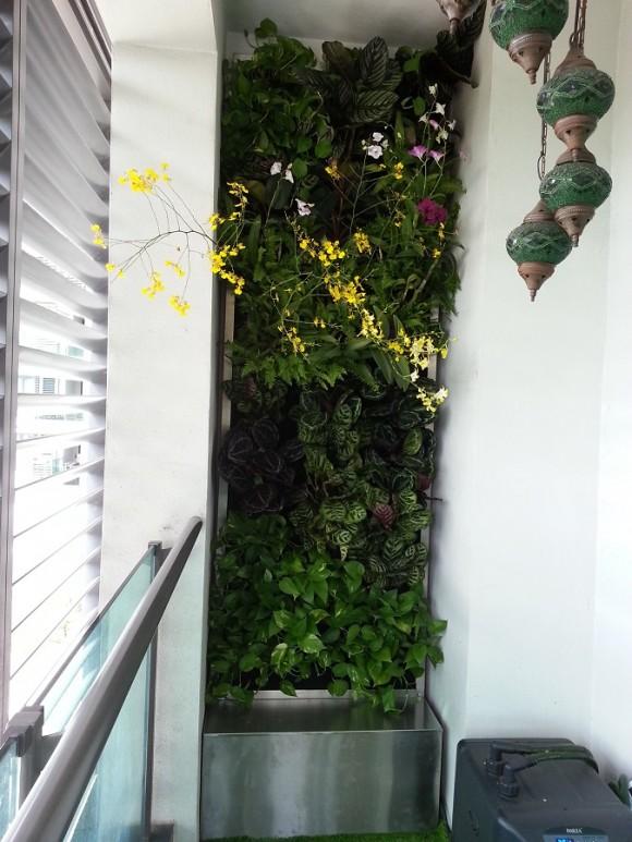Bukit Pantai Vertical Garden