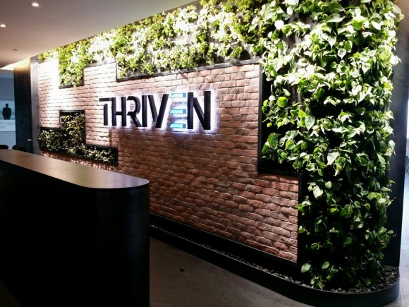 Indoor Vertical Garden, Thriven Global Bhd