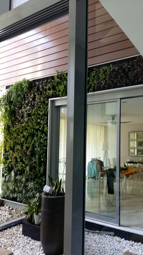 Green Wall @ The Katana Residences